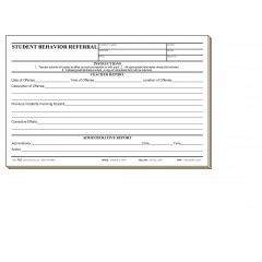 73J - Student Behavior Referral